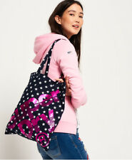 Superdry Women's Calico Tote Shopper Bag In Navy Star