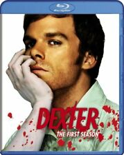 NEW  3BLU RAY SET -Dexter: The Complete FIRST Season -Michael C. Hall, Julia Sti