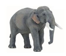 NEW PAPO ASIAN ELEPHANT WILD ACTION FIGURE DETAILED CHILDREN PLAYABLE DAILY TOYS
