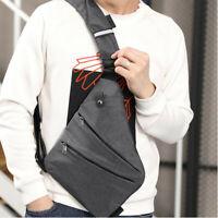 Waterproof Personal Shoulder Pocket Bag Anti Theft Multifunctional Sports Pocket