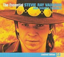The Essential Stevie Ray Vaughan And Double Trouble 3.0, Stevie Ray Vaughn