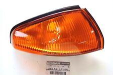 JDM OEM NISSAN SKYLINE GTR R32 BNR32 Turn Signal Front Indicator Cover LH JAPAN