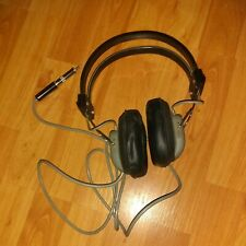 Vintage Archer Dynamic Headphones 8 Ohm Japan Untested Clean