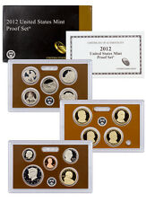 2012 United States US Mint 14pc Clad Coin Proof Set (P14) SKU25810