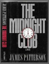THE MIDNIGHT CLUB by James Patterson - HC / DJ - 1st ed / 1st pr - 1989 mystery