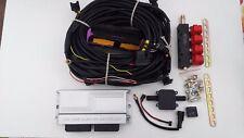 GPL complet avant et arrière Kit 40 L Interne Réservoir Stag Upto 135bhp 4 Cylindre Moteur