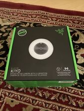 Razer Kiyo Streaming Web Camera with Ring Light - Full HD 1080p / 720p