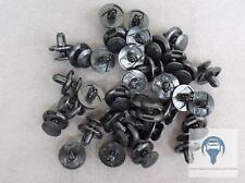 15x pare-choc roue schlagniet Fixation Clip yaris rav4 prius COROLLA