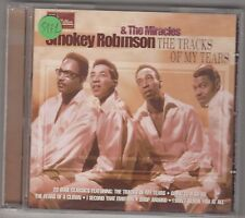 SMOKEY ROBINSON & THE MIRACLES - the track of my tears CD