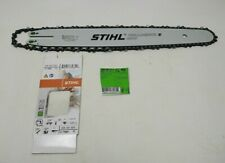 "16"" BAR & CHAIN STIHL OFF A NEW MS170 OEM"