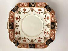 Colclough China 22 cm Earred Bread/Cake Plate