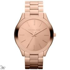 Michael Kors MK3197 Runaway Business Reloj de mujer acero inoxidable color :