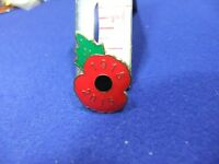 pin badge poppy day 1915 2015 legion remembrance day charity poppy day