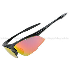 TOPEAK Cycling Polarized Sport Glasses Goggles Sunglasse TS001 Black Red New