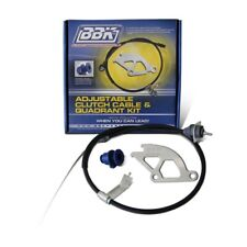 BBK for 79-95 Mustang Adjustable Clutch Quadrant Cable And Firewall Adjuster Kit