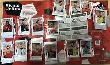Alle 14x Coca Cola Panini EM 2020 Sticker Tournament Edition Österreich