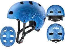 Uvex Kinder BMX Skate Fahrradhelm Kid 3 CC darkblue 51-55 cm