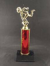 Funny Bowling Award Trophy. Free engraving.