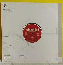 "Francisco – Ultimo 12"" (Nature) Italo-Disco House Fast Shipping! Jeff Mills UR"