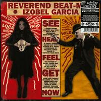 Reverend Beat-Man & Izobel Garcia - Baile B (Vinyl LP+CD - 2019 - EU - Original)