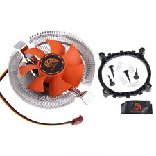 PC CPU dissipateur ventilateur Radiateur pr Intel LGA775 Cooler Cooling Fan 12V