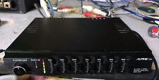 Old School Alpine 3216 7 Band Graphic Equalizer/Amplifier,EQ,Rare,vintage