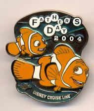 Disney Cruise Line DCL Father's Day Nemo Marlin Pin LE 500 New on Card