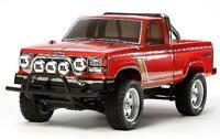 Tamiya 58579 1/10 EP RC CC-01 Chassis Land Freeder 4WD Pick Up Truck Kit w/ESC