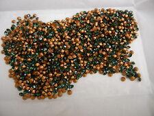 720 swarovski rhinestones,24pp green turmaline /foiled #1012