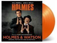 SOUNDTRACK: HOLMES & WATSON Lp Vinyl ORANGE Numbered NEW!