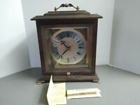 Bulova Westminster, Tested Running, Chimes work, Comes with Papers