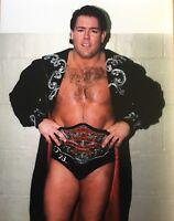 Tully Blanchard 11x14 Photo Print NWA Wrestling WWF WWE WCW AWA AEW TNA ROH NJPW