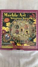 Marble Art Stepping Stone Kit New in Box!