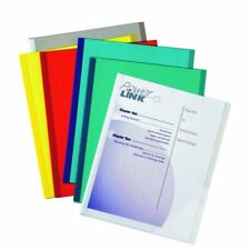 """C-line Report Cover With Backbone - Letter - 8.50"""" X 11"""" - 20 Sheet Capacity -"""