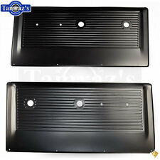 67-72 Chevy Pickup Truck Inner Interior Stamped Metal Door Panel - EDP - PAIR