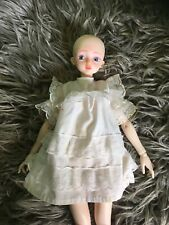 As Is White Lace Summer Dress For 1:4 Msd Bjd Doll