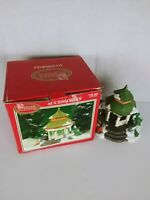 Dickens Collectables Porcelain Accessories winter Gazebo Christmas