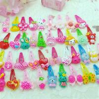 20 pcs/SET Mix Styles Assorted Baby Kids Girls HairPin Hair Clips Jewelry Random