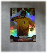 2014 Panini Prizm World Cup Refractor Fatau Dauda - Ghana #94