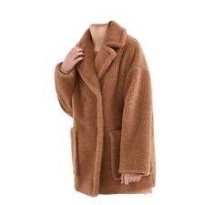 Max Mara Weekend Teddy Coat Size 10
