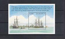 JAMAICA 2005 TRAFALGAR M/SHEET MNH STAMP