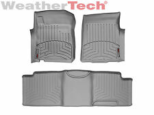 WeatherTech DigitalFit FloorLiner for Ford F-150 Ext. Cab - 2000-2003 - Grey