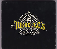 THE TURBO A.C.'S -Live To Win- CD