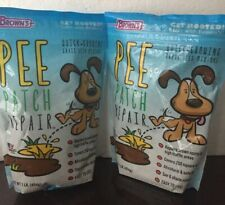 2 Brown'S Pee Patch Repair 1 Lb Quick-Growing Grass Seed Mixture For Brown Spots