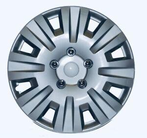 "New 16"" Wheel trims /Hub Caps fits  RENAULT TRAFFIC, ESPACE,LAGUNA- set of 4"