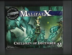 Through the Breach - Children of December Limited Edition Set - Malifaux - RARE
