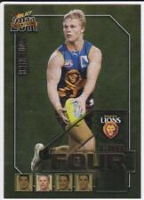 2011 Select Fab Four Card - Daniel Rich