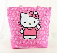 Brand New Hello Kitty Sanrio Women Girls Tote Bag Handbag Purse Shopper  - Pink
