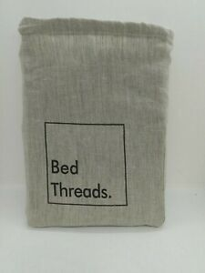 Bed Threads Pair of Pinstripe Standard Pillocases