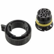 Plug Socket Control Unit Sleeve Fits BMW 1 Series E81 E82 E87 LCI E8 Febi 101968